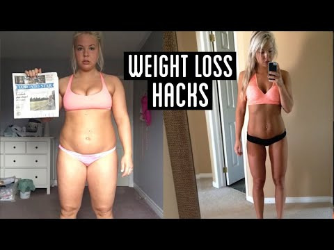 s02e04 — TOP 12 WEIGHT LOSS HACKS   ASMR