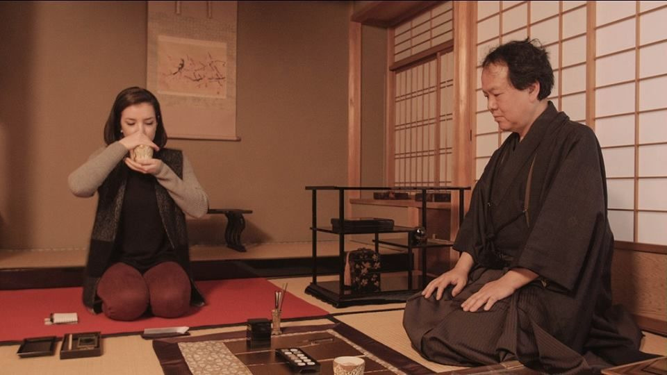 s2014e11 — Kyoto in Spring - Part 2: Discovering the World of Incense