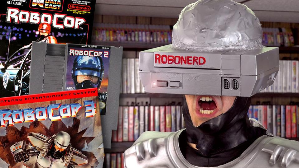 s11e08 — RoboCop NES Games