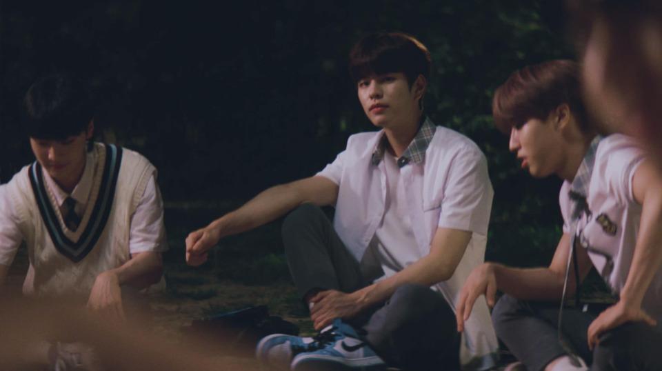 s2021e203 — [MV] «Gone Away» (SeungINSung)