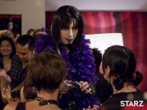 s02e01 — Jackal Onassis Backstage Party