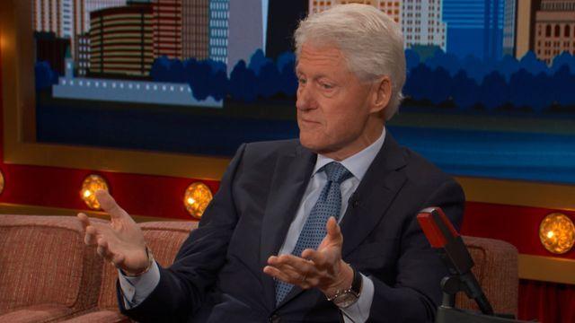 s2017e125 — President Bill Clinton, Jack Whitehall