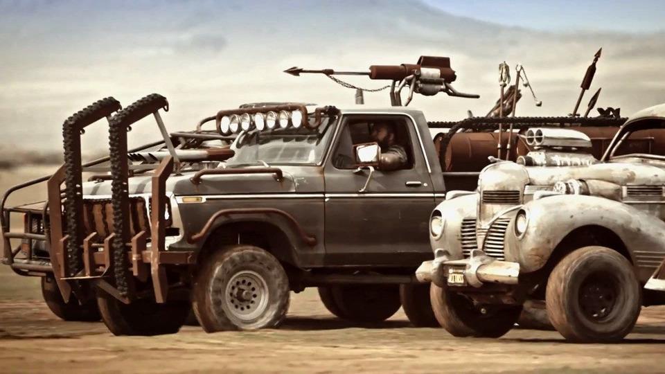 s01e03 — Mad Max Melee