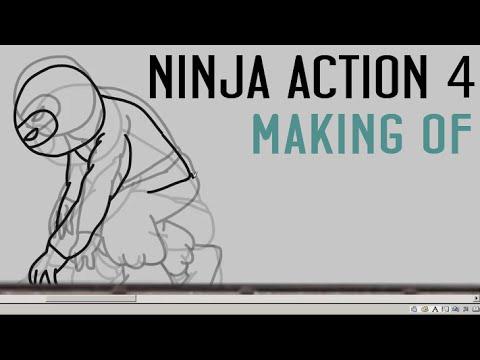 s03e06 — Ниндзя в деле 4 Making of