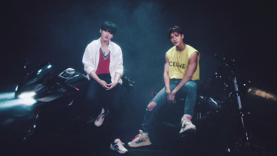 s2021e116 — [SKZ-RECORD] Lee Know, Bang Chan «Drive»