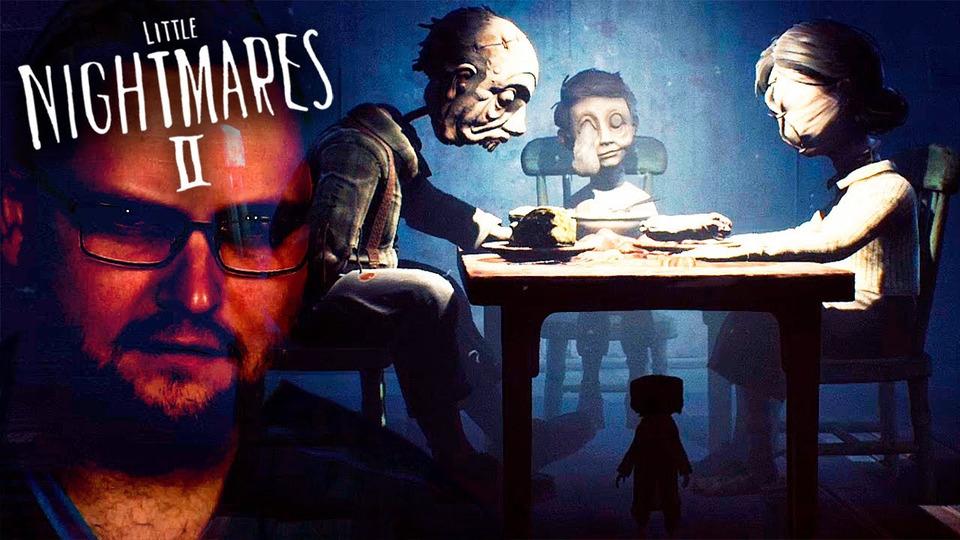 s74e01 — Little Nightmares 2 #1 ► ВТОРЫЕ МАЛЕНЬКИЕ КОШМАРЫ