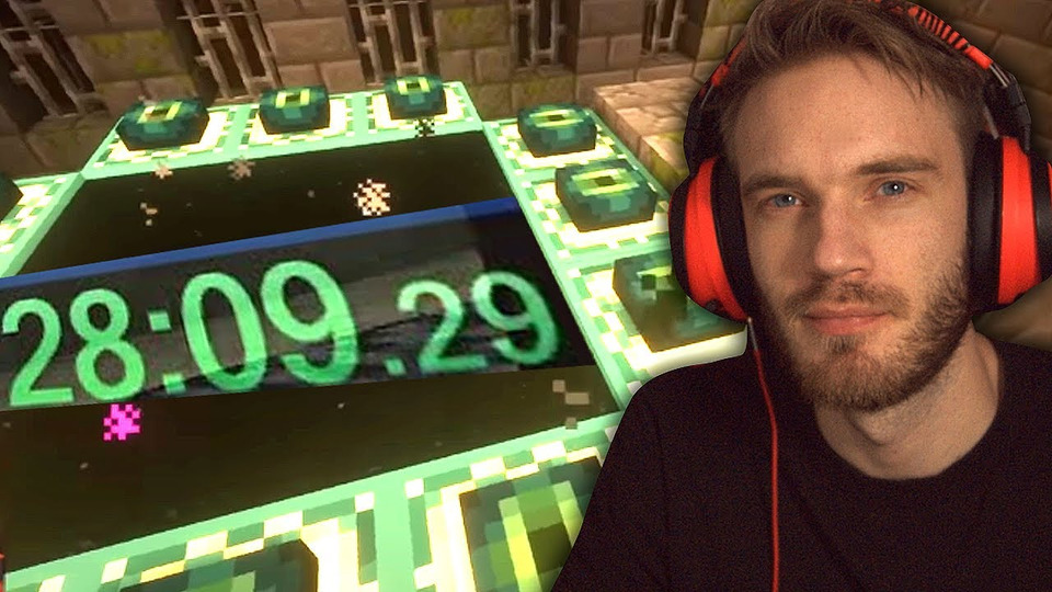 s12e26 — I Speedrun Minecraft— Minecraft Hardcore #18