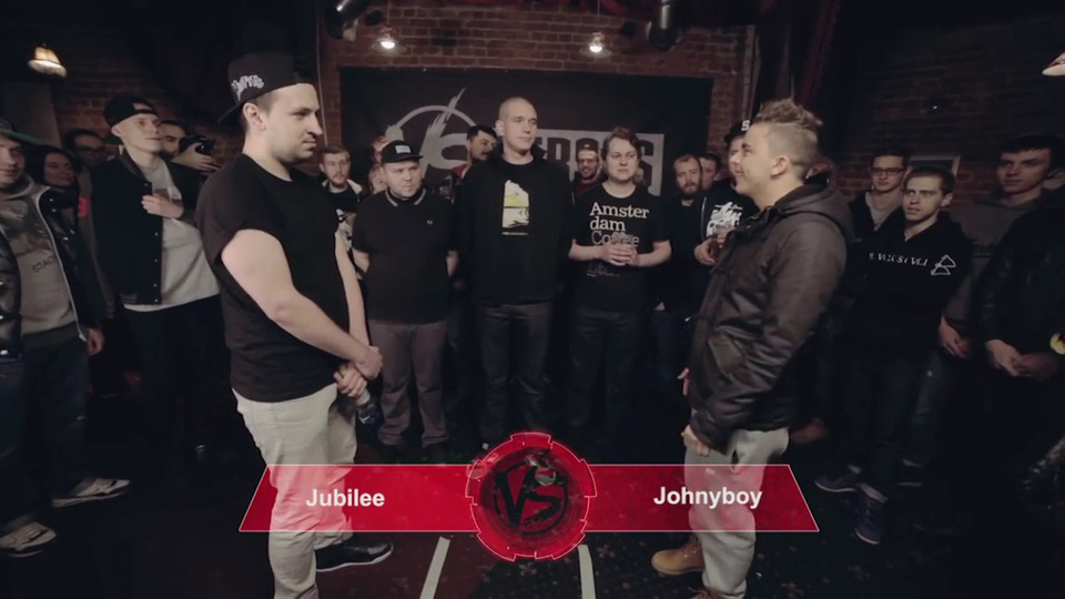 s02e01 — VERSUS #1: Johnyboy VS Jubilee