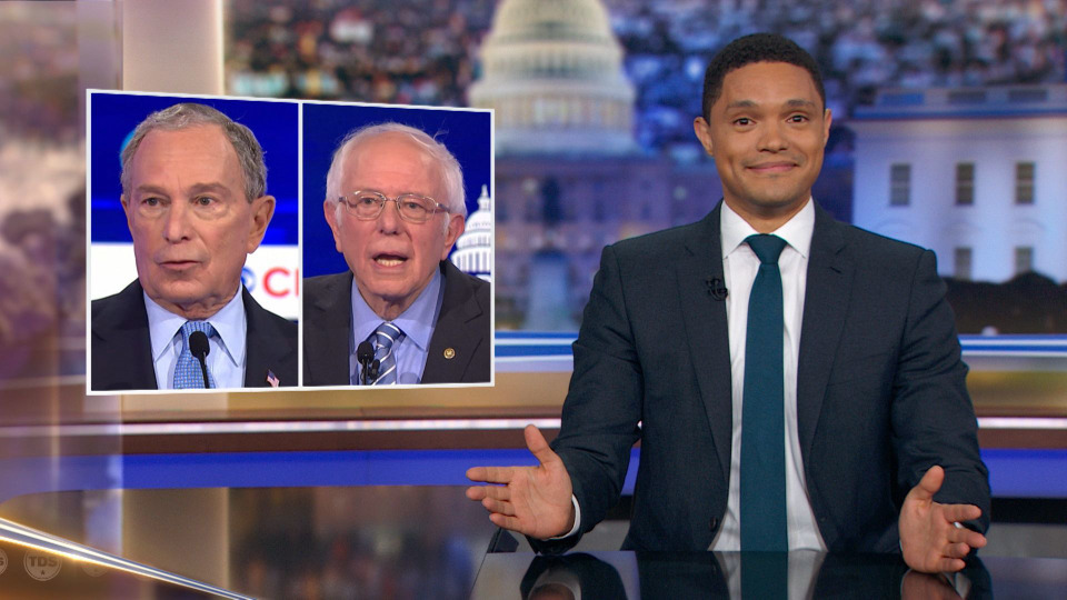 s2020e25 — Votegasm 2020: The South Carolina Democratic Primary Debate; Finally, a State with Black Voters