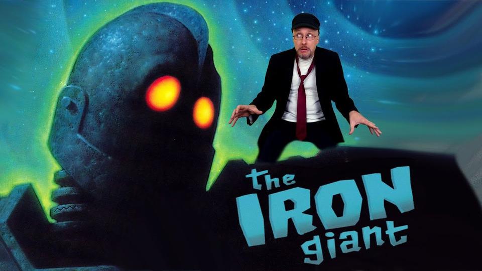 s13e33 — The Iron Giant