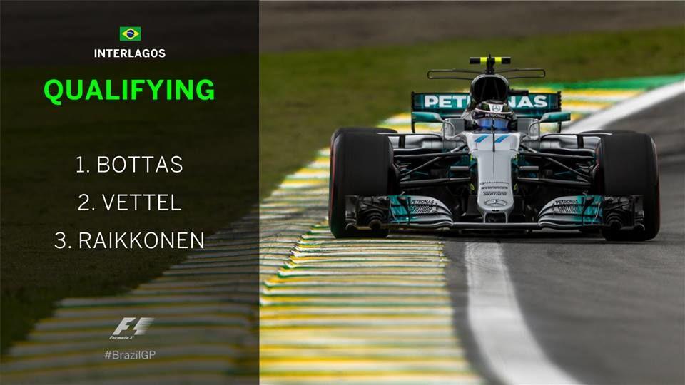 s2017e37 — Brazilian Grand Prix Qualifying Highlights