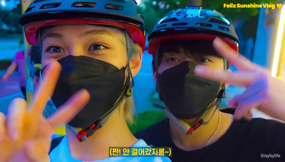 s2021e171 — [SKZ VLOG] Felix: Sunshine Vlog 3 (ft. Changbin)