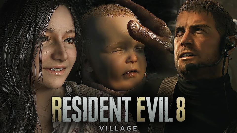 s11e175 — ФИНАЛЬНЫЙ БОСС: МАТЕРЬ МИРАНДА ● Resident Evil: Village #13