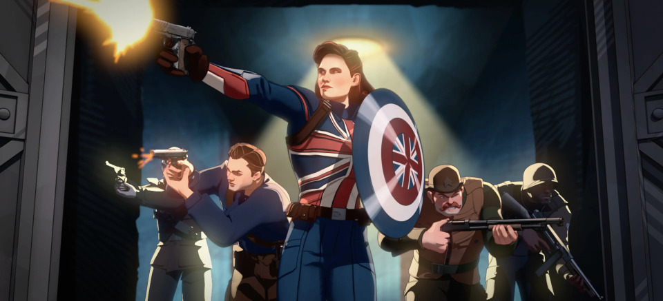 s01e01 — What If… Captain Carter Were The First Avenger?