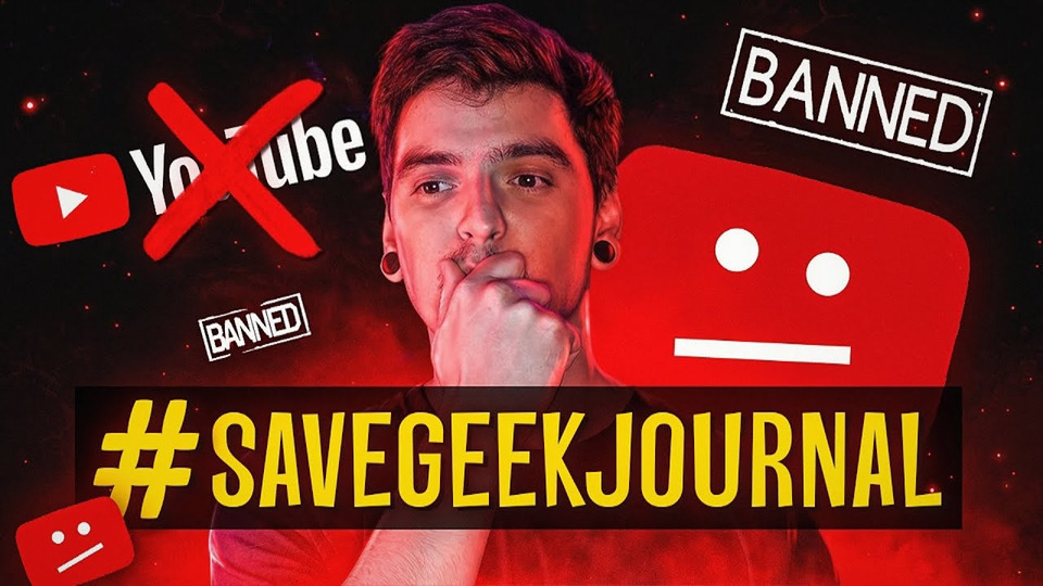 s2021e253 — ПОПЕРЕДУ СУД зПЛЮСАМИ? 🚫ЩО БУДЕ зGEEK JOURNAL ДАЛІ? 🤯 #saveGeekJournal