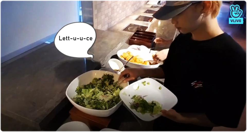 s2018e100 — [Live] 어서와 집밥은 처음이지?