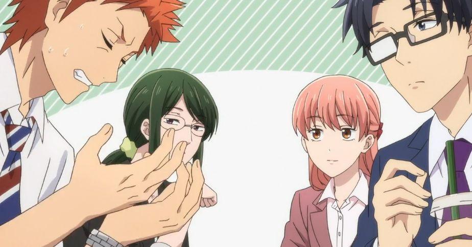 s01e11 — Love Is Hard for Otaku