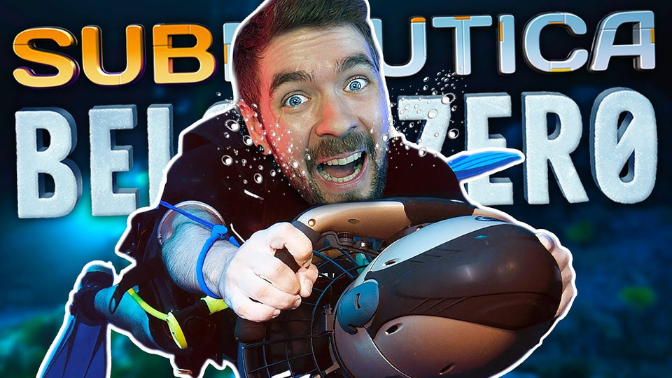 s10e60 — THEY ADDED A REFERENCE TO ME IN THE GAME?! | Subnautica Below Zero— Part 2