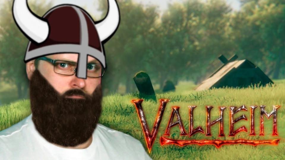 s2021e00 — Valheim #1 ► КУПЛИНОВ СОБРАЛСЯ ВВАЛЬГАЛЛУ