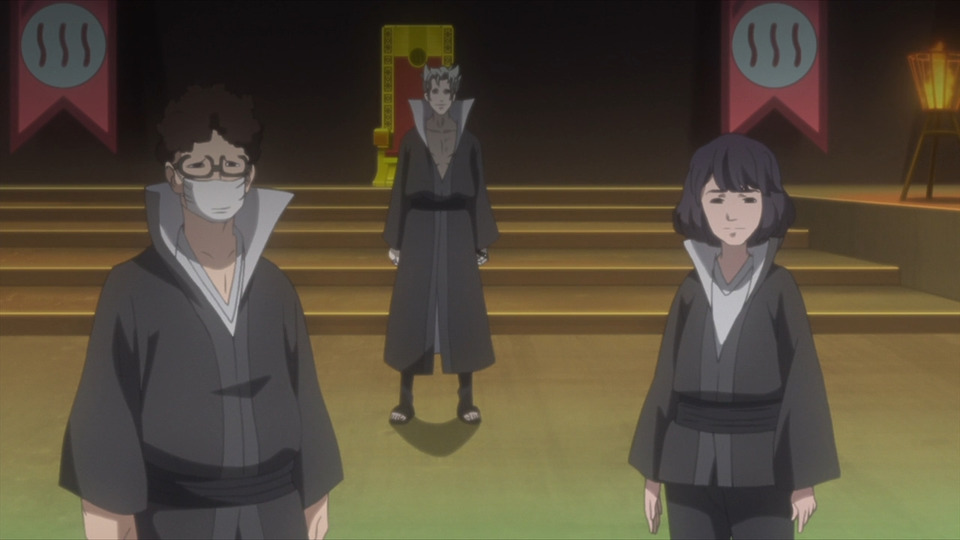 s01e110 — The Steam Ninja Scrolls: The Resurrection Hot Springs!!