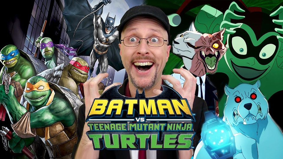 s14e05 — Batman vs. Teenage Mutant Ninja Turtles