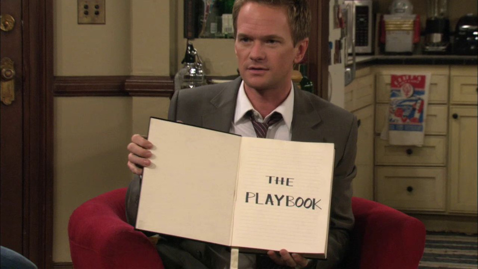 s05e08 — The Playbook