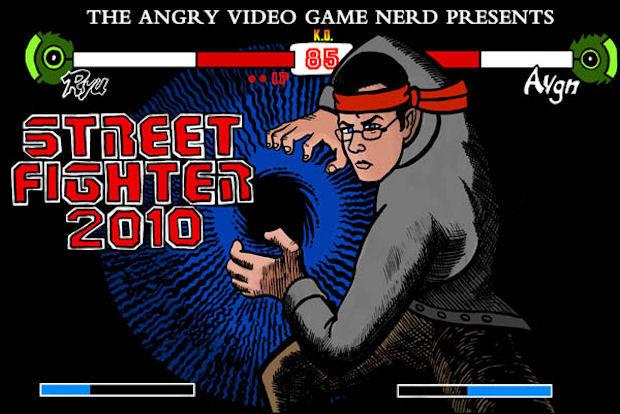 s04e21 — Street Fighter 2010