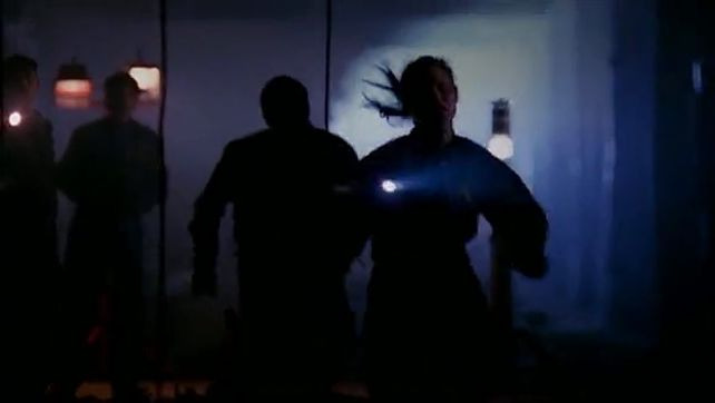 s01e16 — The Woman in the Tunnel