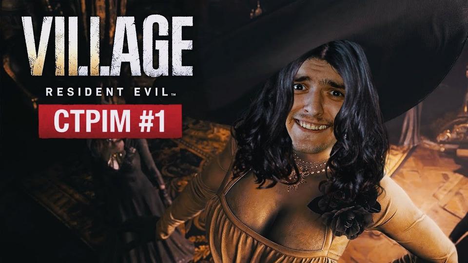 s2021 special-0 — ЛЕДІ ТАЙЛЕРЕСКУ вПОШУКАХ КОНКУРЕНТКИ! 👒Граємо у«Resident Evil Village» УКРАЇНСЬКОЮ #1
