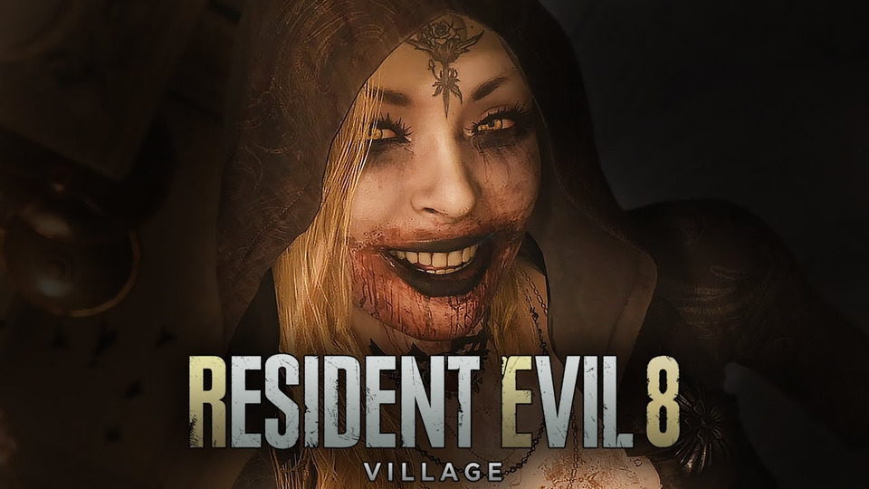 s11e165 — ДОЧКИ ЛЕДИ ДИМИТРЕСКУ ● Resident Evil: Village #3