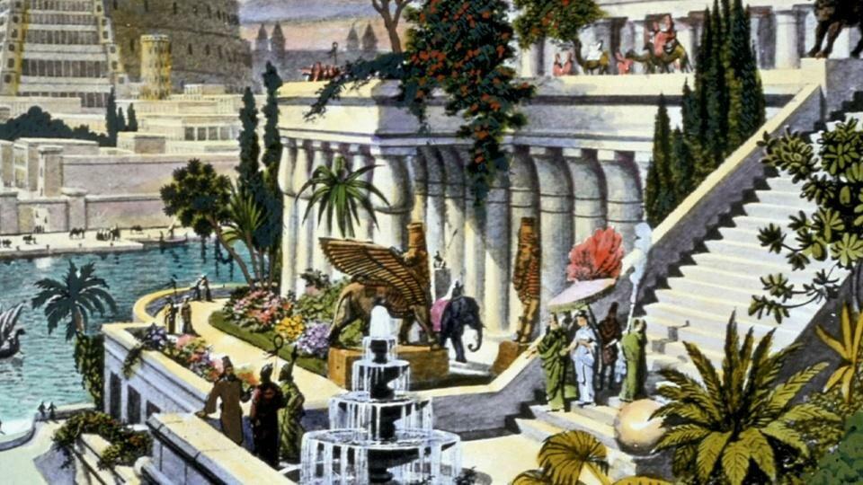 s13e04 — The Lost Gardens of Babylon