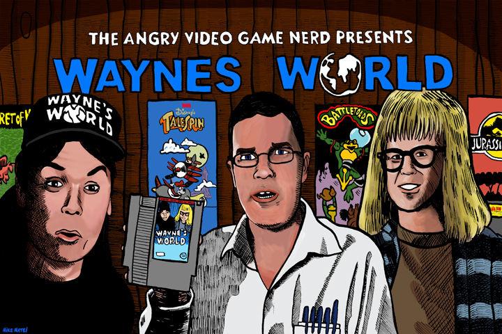 s04e14 — Wayne's World