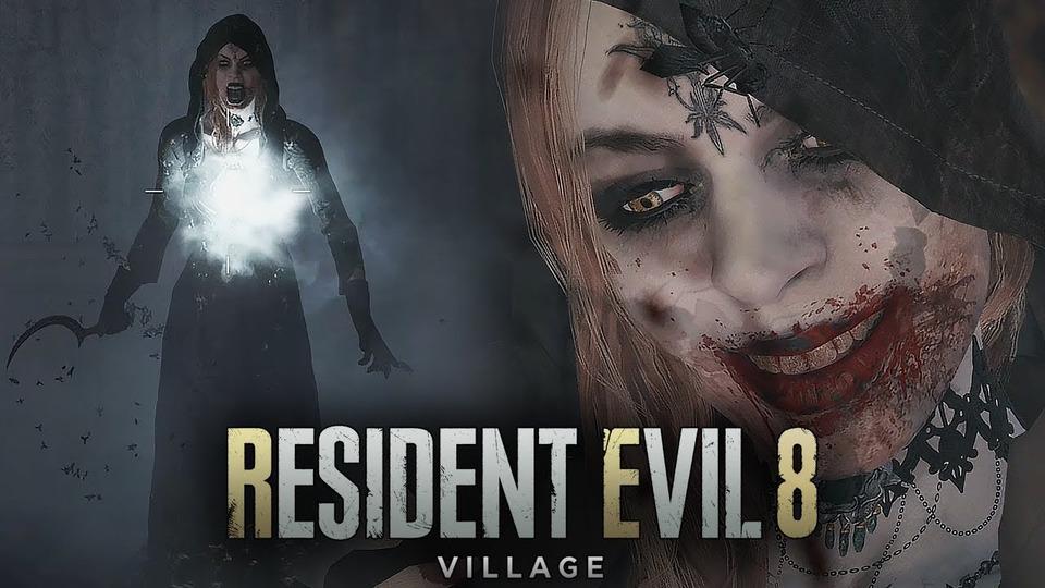 s11e166 — СЕКРЕТЫ ВАМПИРСКОГО ЗАМКА ● Resident Evil: Village #4