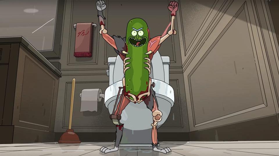 s03e03 — Pickle Rick