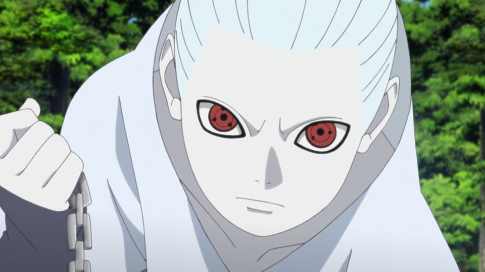 s01e20 — The Boy With The Sharingan