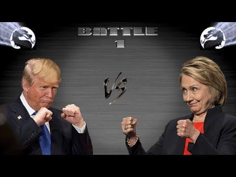 s06e03 — Политический Мортал Комбат 11: Трамп vs Клинтон