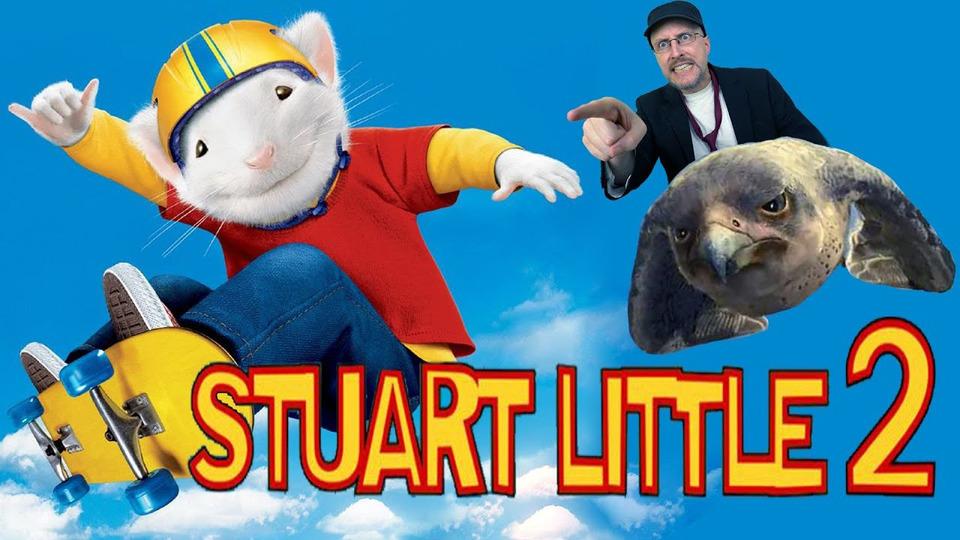 s13e22 — Stuart Little 2