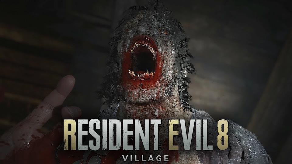 s11e163 — НОВЫЙ РЕЗИДЕНТ ВЫШЕЛ! ● Resident Evil: Village