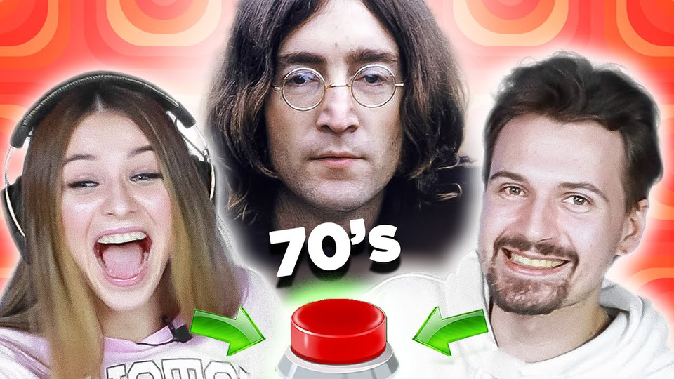 s2021e127 — Зарубежные хиты 70-х \ УГАДАЙ ПЕСНЮ за1 секунду \ Джон Леннон идругие