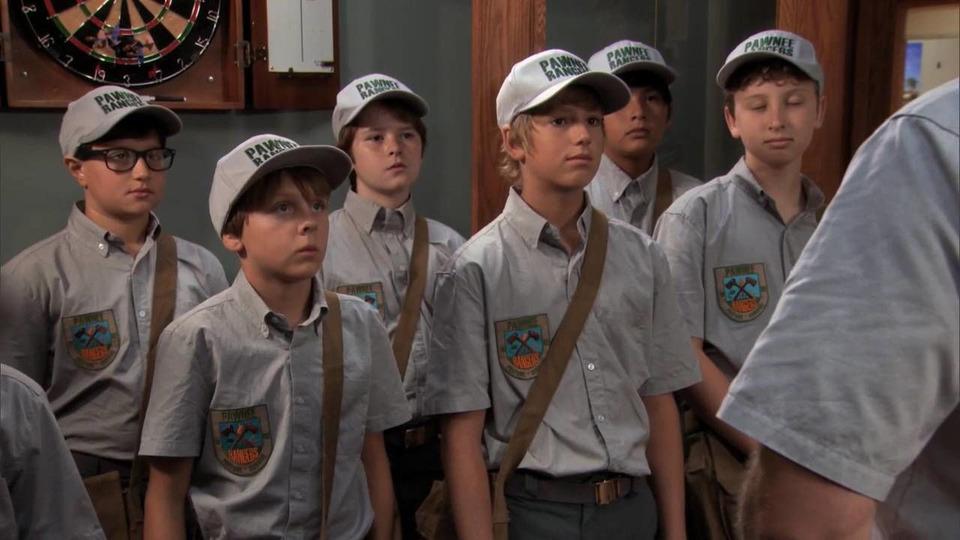 s04e04 — Pawnee Rangers