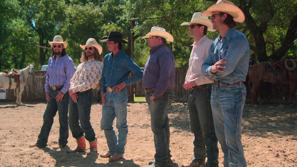 s01e04 — The Cowboy Challenge