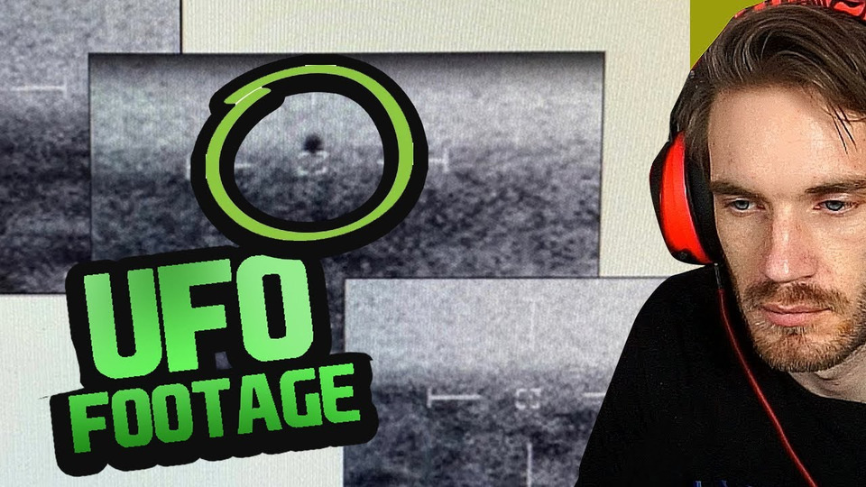 s12e89 — What the new UFO Pentagon Footage Tells us.