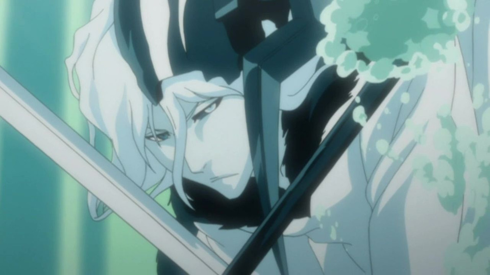s14e44 — Fierce Fighting Conclusion! Release, the Final Getsuga Tenshō!