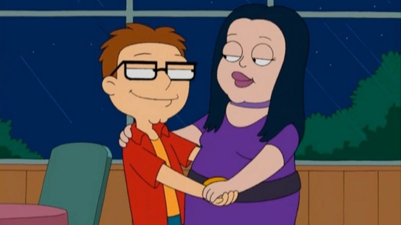 s02e02 — The American Dad After School Special