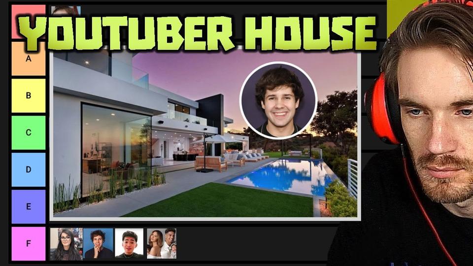 s12e103 — YouTuber House Tour Review