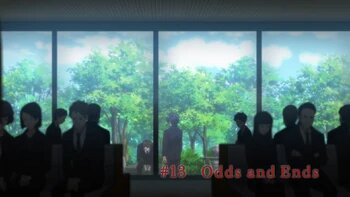 s01e13 — Odds and Ends