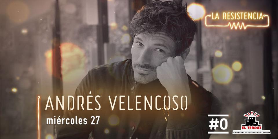 s04e69 — Andrés Velencoso
