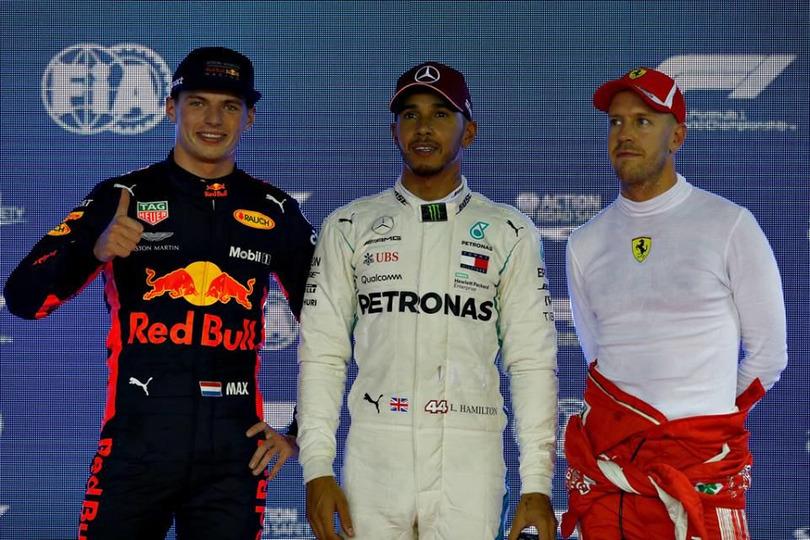 s2018e29 — Singapore Grand Prix Qualifying Highlights