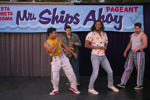 s08e13 — Mr. Ships Ahoy