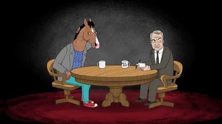 s01e01 — The BoJack Horseman Story, Chapter One